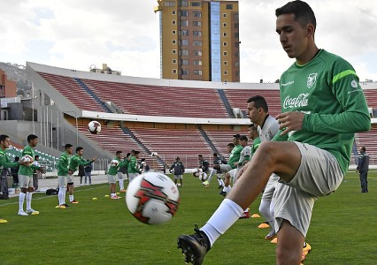 """Luis Haquin: """"Ya estaba extrañando a la selección"""" — Deporte Total"""